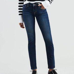 EUC LEVI'S Mid Rise Skinny Jeans